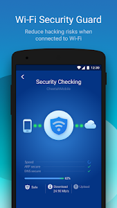 screenshot of CM Security AppLock AntiVirus version Varies with device