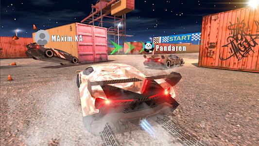 screenshot of Car Simulator Veneno version 1.6