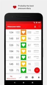 Download Cardio Journal — Blood Pressure Log 3.1.1 APK