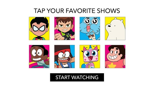 Download Cartoon Network App  APK