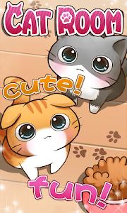 screenshot of Cat Room - Cute Cat Games version 1.0.46