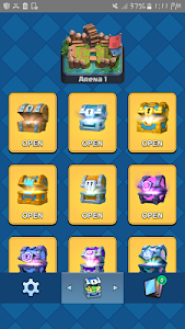 Download Chest Clash Royal 1.0 APK