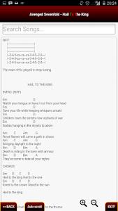 screenshot of Chord Guitar Full Offline version 3.0.20160718