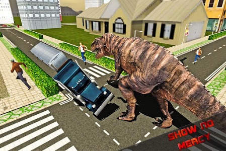 Download City Dino Rampage 2016 1.0 APK