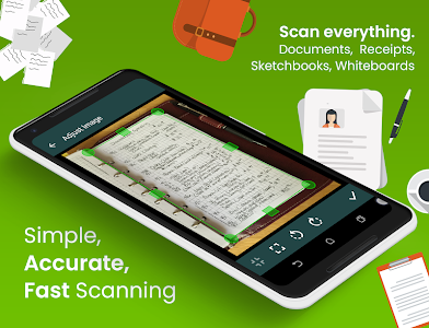 Download Clear Scan: Free Document Scanner App,PDF Scanning 3.8.2 APK