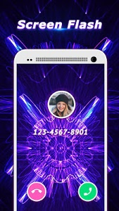Download Color Phone Flash - Caller Screen, Caller ID, LED 1.7.1 APK