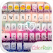 Download COLOR RAIN Emoji Keyboard Skin 1.9.5 APK