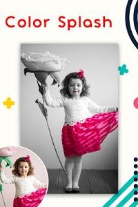 screenshot of Color Splash Photo Effect version 1.4