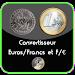 Download Calculatrice Euros/Francs 2.3.1 APK