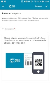 Download Côte D'Azur Card 1.1.0 APK