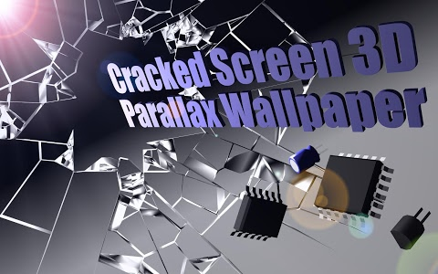 screenshot of Cracked Screen Gyro 3D Parallax Wallpaper HD version 1.0.5