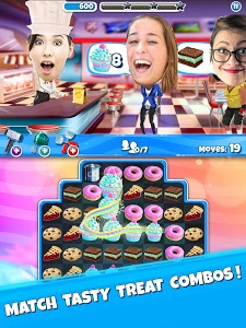 Download Crazy Kitchen: Match 3 Puzzles 5.7.0 APK