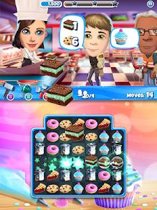 Download Crazy Kitchen: Match 3 Puzzles  APK