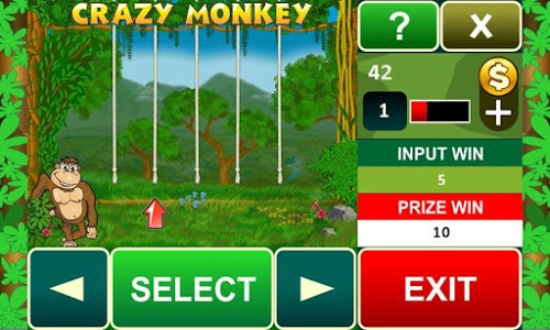 Download Crazy Monkey slot machine 16 APK