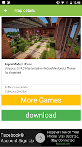 Download Creation Maps for Minecraft PE 1.0.36 APK