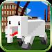 Download Cube City: Blockhead Goat 3D 2.8 APK