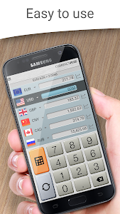 Download Currency Converter Plus Free with AccuRate™ 1.6.2 APK