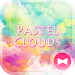 Download Cute Wallpaper Pastel Clouds Theme 1.0.0 APK