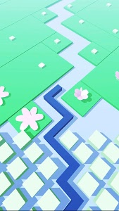 screenshot of Dancing Line version 1.0.0.1