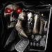 Download Dark Immortal Pointing Skull Theme 1.1.1 APK