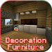 Download Decoration Furniture Mod mcpe 1.4 APK
