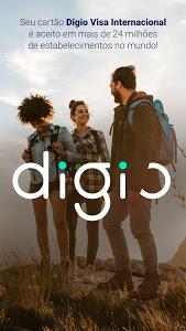screenshot of Digio version 1.12.0