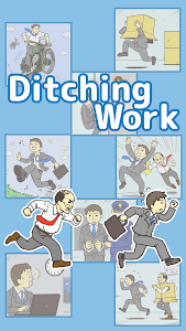 Download Ditching Work -room escape game 2.9.1 APK