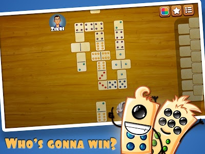 screenshot of Dominoes Pro version 5.7.3