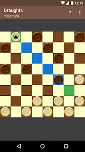 screenshot of Draughts version 1.10.0