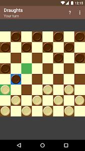 screenshot of Draughts version 1.8.1
