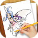 Download Drawing Lessons Fairies 1.02 APK
