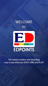 screenshot of EDPoints version 2.1.1