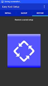 Download Easy Kodi Setup Backup/Restore 2.2 APK