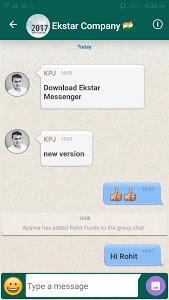 Download Ekstar Messenger 40.0 APK