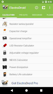 Download ElectroDroid - electronics in your hand 4.6 APK