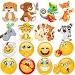 Download ?Emoji emoticons for whatsapp 3.6.2 APK