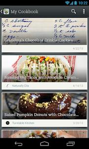 Download Evernote Food 2.0.7 APK