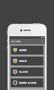 Download FREE Coc Gems : Tips&Tricks 1.0 APK