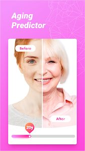 screenshot of Fantastic Face – Face Analysis & Aging Prediction version 1.2.3