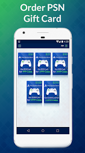 Download Free Gift Cards for PSN 2.3.2 APK