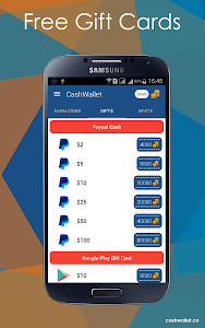 screenshot of Free Paypal Cash version 1.0.34
