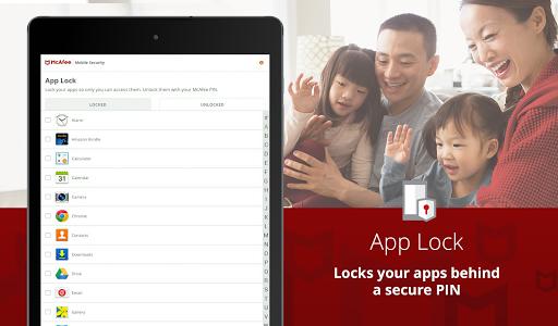 screenshot of Mobile Security: Antivirus, Anti-Theft & Safe Web version 5.0.2.1839