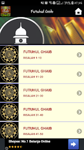 Download Futuhul Goib ( Fathul Goib ) 1.3 APK