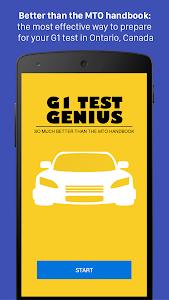 Download G1 Test Genie Ontario 2018 2.2.5 APK