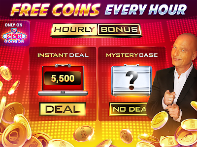 screenshot of GSN Casino: Online Casino – Slots, Poker, Bingo version 3.69.0.5