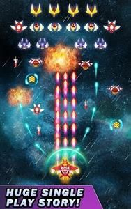screenshot of Galaxy Invader: Infinity Shooting 2019 version 1.34