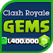 Download Gems for Clash Royale  1.2 APK