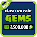 Download Gems for Clash Royale  4.3 APK