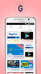 Download Gifties - Gift Cards & Rewards 1.18 APK