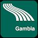 Download Gambia Map offline 1.80 APK